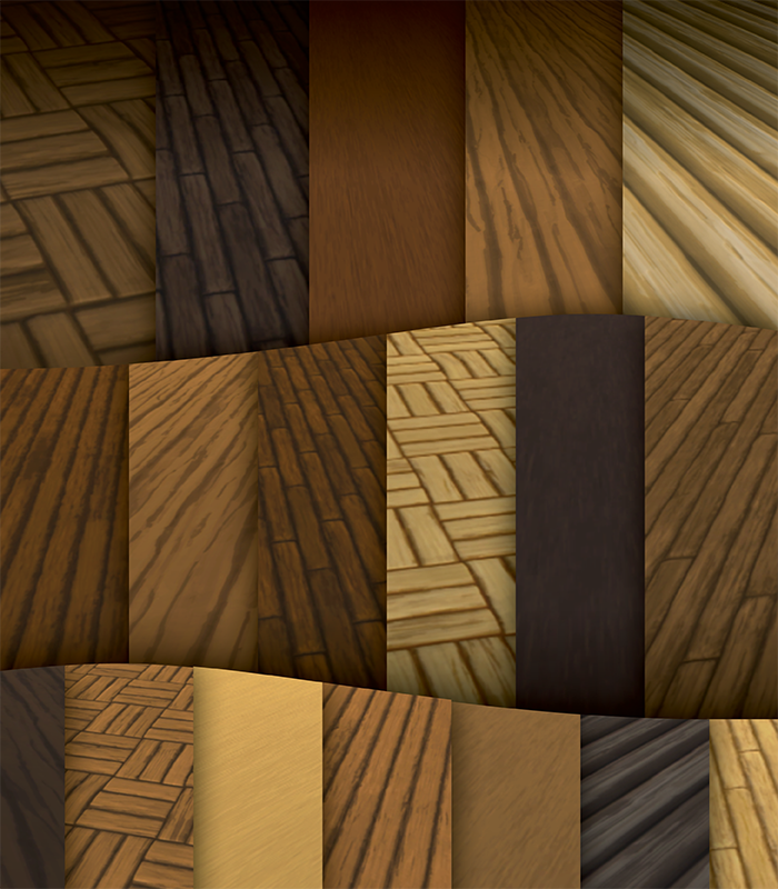 Funky Wood Textures