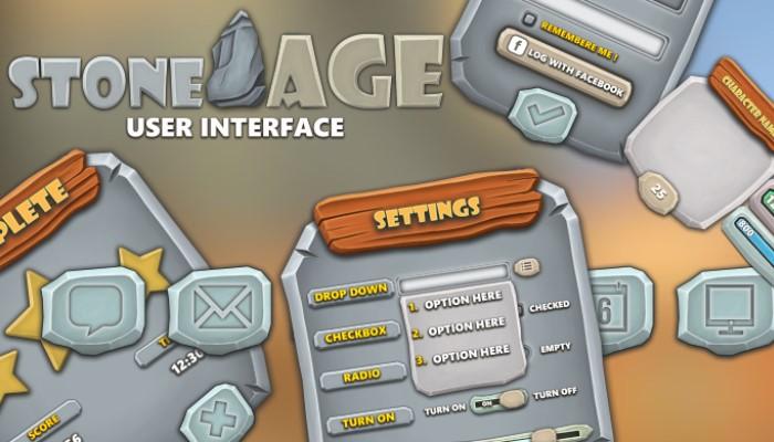 Stone Age UI