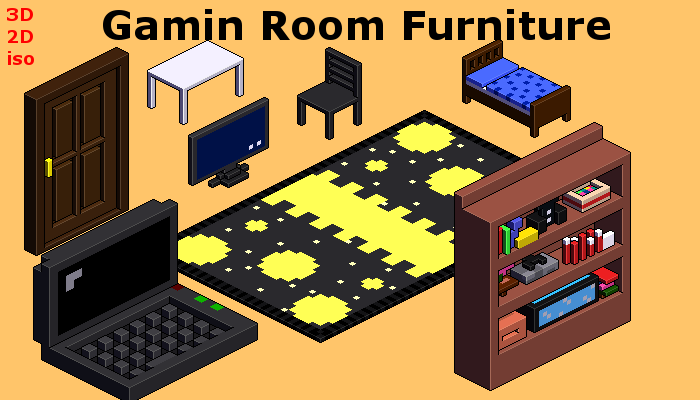 Gaming Room Furniture
