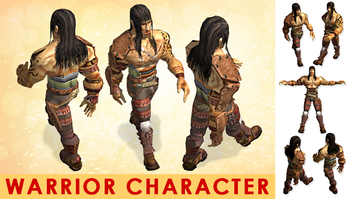 Warrior Character