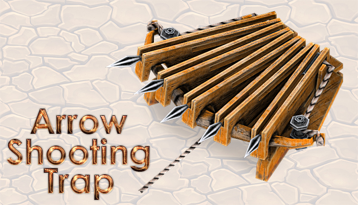 Arrow Shooting Trap