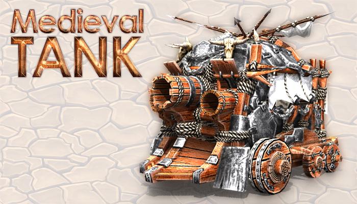 Medieval Tank