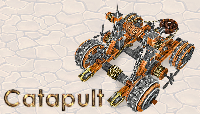 Medieval Catapult