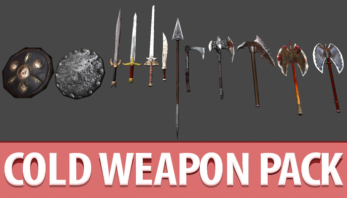 Cold Weapon Pack
