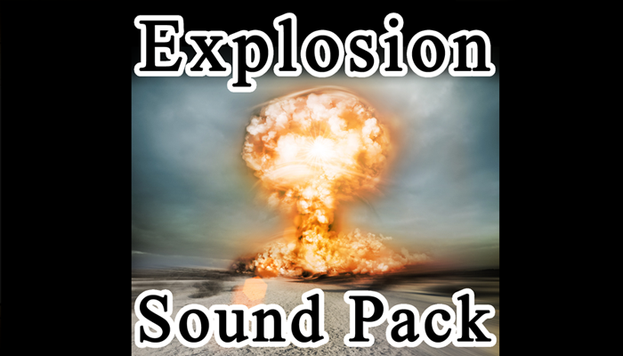 Explosion Sound Pack