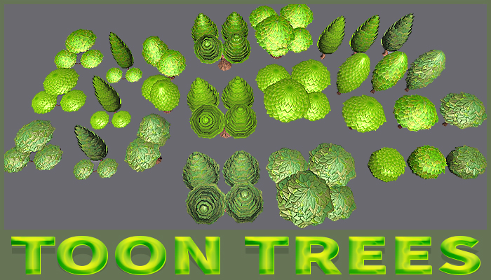 Toon Trees