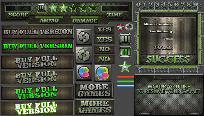 Metal GUI 3