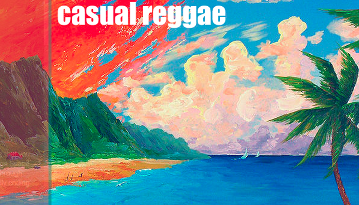Casual Reggae Music