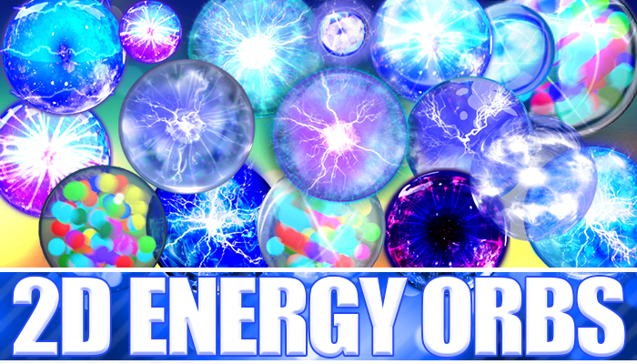 Magic Energy Orbs