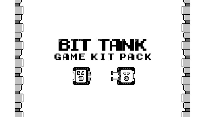 Bit Tank Game Kit Pack