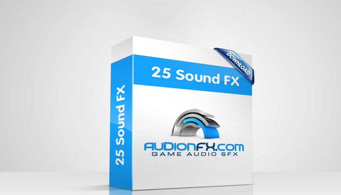 25 User Interface Sounds V2