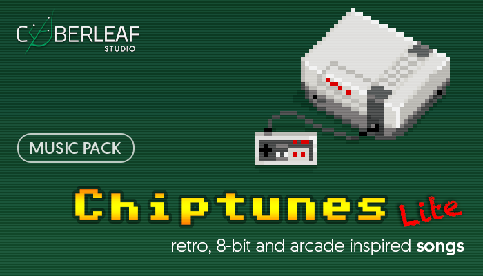 Chiptunes Lite – music pack