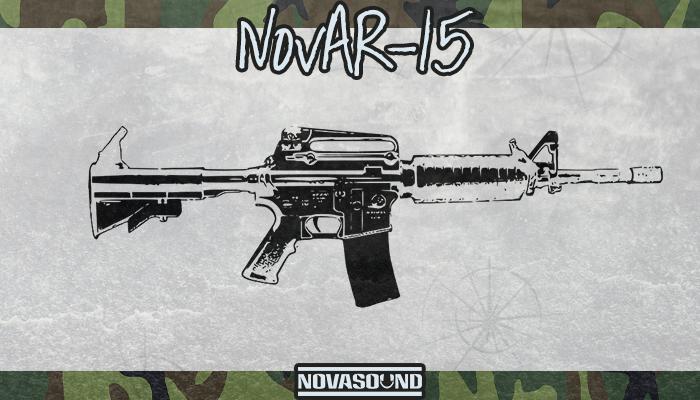 NovAR-15 – Rifle and Weapon FX – Nova Sound