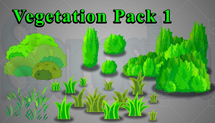 Vegetation Pack 1