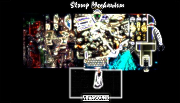 Stomp Mechanism – Impact Stomp FX – Nova Sound
