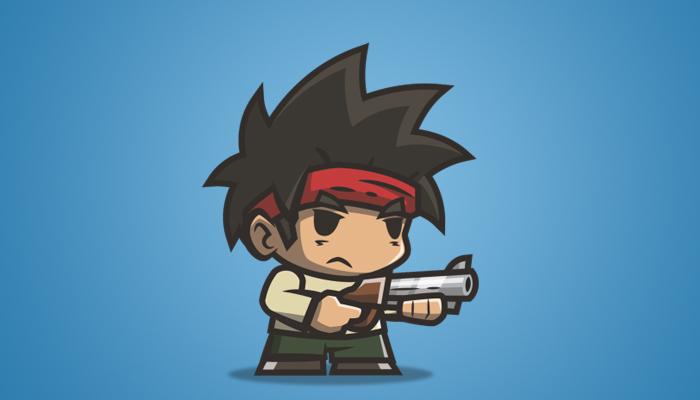 Tiny guy – Arnold