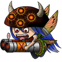 Mushroom Enemy Girl