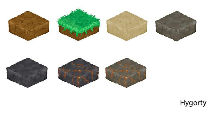 Tiles 2d