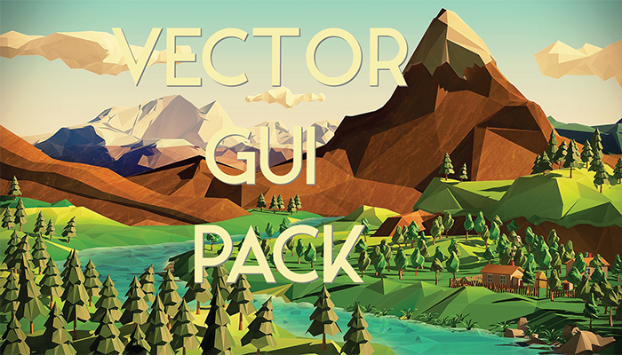 Vector GUI Pack