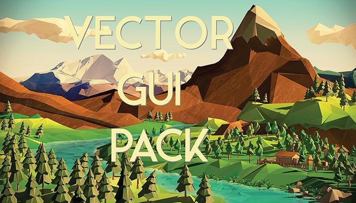 Vector GUI Pack