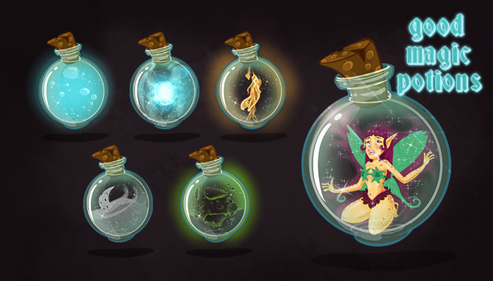 Potion Magic Pack 2