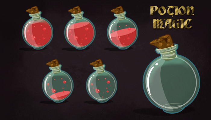Potion Magic Pack