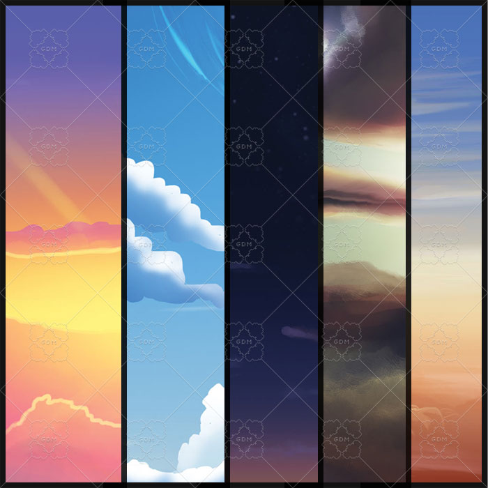 Skybox 5 styles