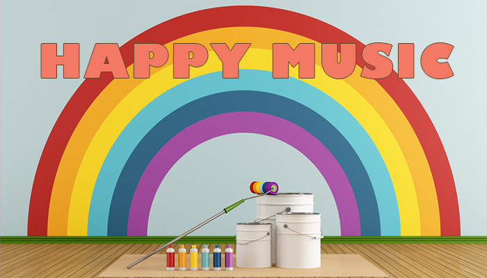 Happy Rainbow Islands – Happy Music