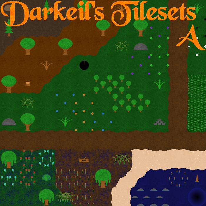 Darkeil's Tilesets A