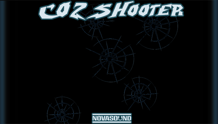 CO2 Shooter – AirSoft Gun FX – Nova Sound