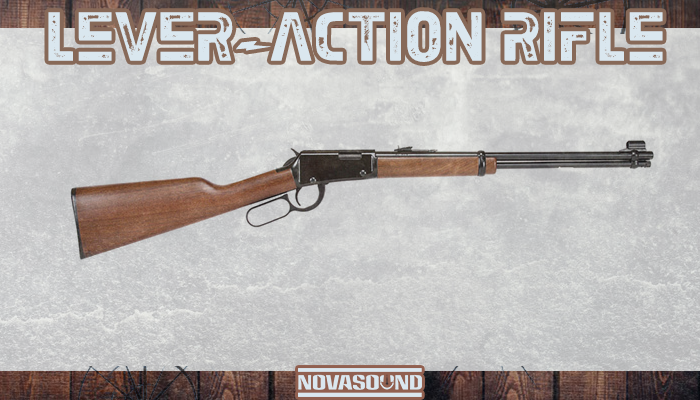 Lever-Action Rifle – FireArm and Weapon FX – Nova Sound