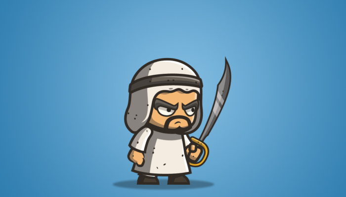 Arabian Executioner