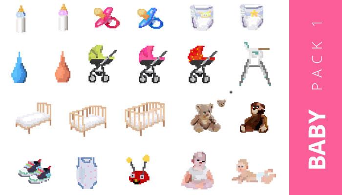 Baby – Set 1