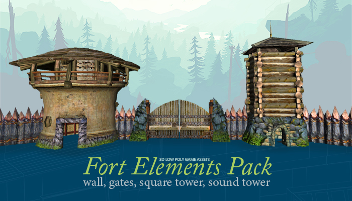 Fort Elements Pack