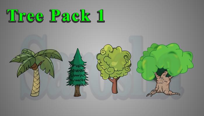 Tree Pack 1