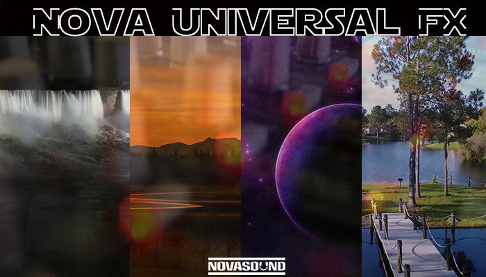 Nova Universal FX 2015 – Universal FX – Nova Sound