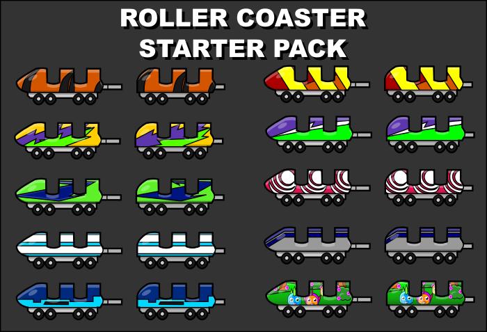 Roller Coaster Starter Pack