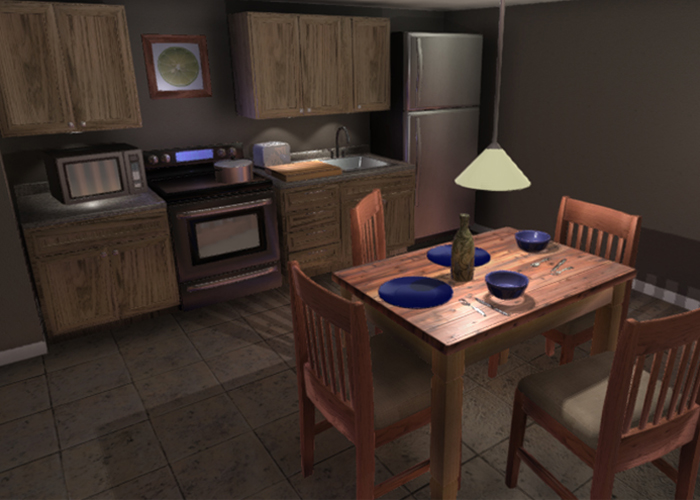 Complete Kitchen Props pack
