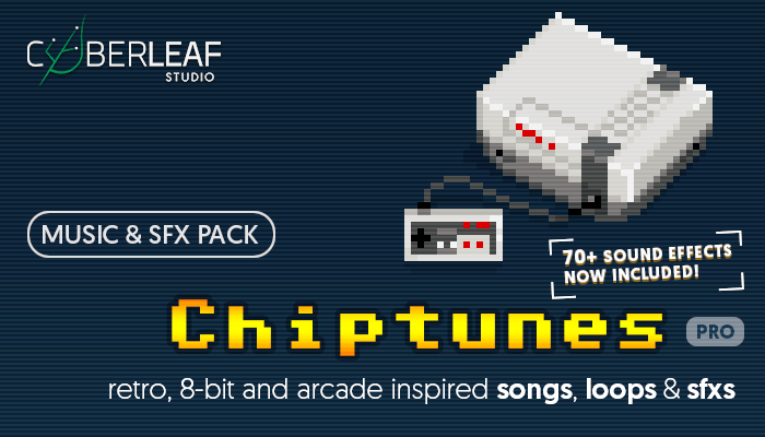 Chiptunes – music and sfx pack