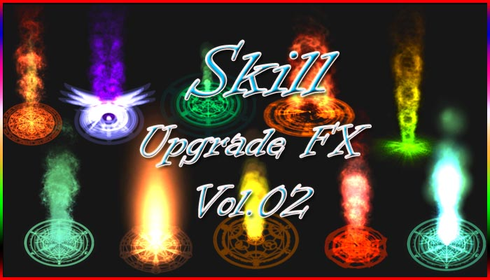 Skill Upgrade FX Vol.02