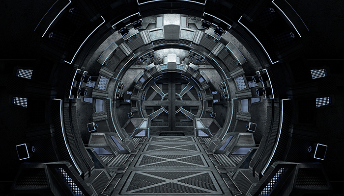 Spaceship Interior Round.