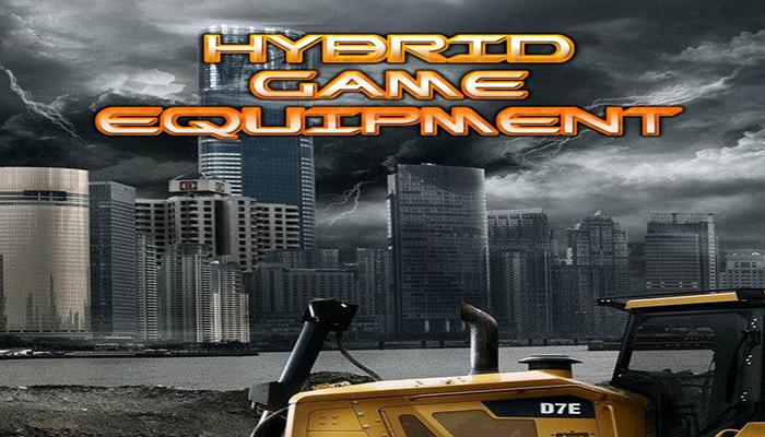 Hybrid Game Equipment