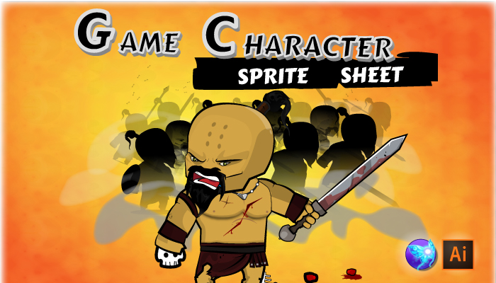 The Barbarian – Character Sprites