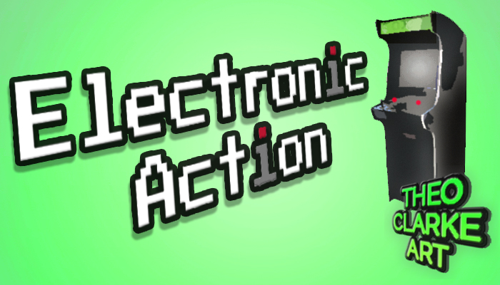 Electronic Action Music