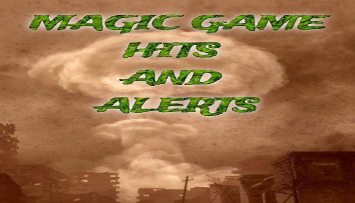 Magic Game Hits and Alerts