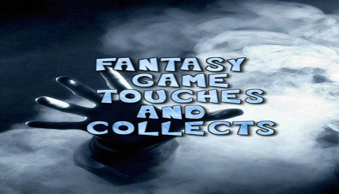 Fantasy Game Touches and Collect