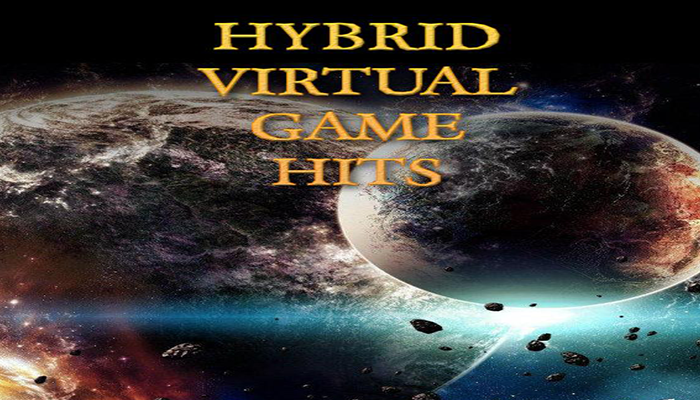 Hybrid Virtual Game Hits
