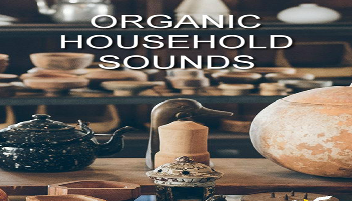 Organic Household Sounds