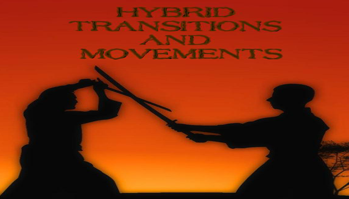 Hybrid Transitions and Movements