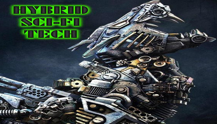 Hybrid Sci-fi Tech